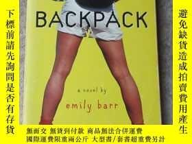 二手書博民逛書店罕見BackpackY21478 Emily Barr Plum