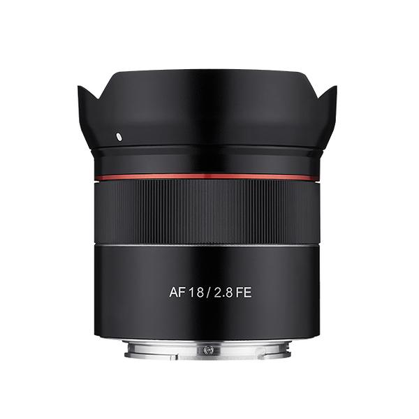 SAMYANG 三陽 AF 18mm F2.8 自動對焦鏡頭 廣角 全片幅 SONY FE E-Mount 正成公司貨 一年保固