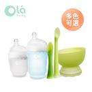 Olababy 美國 小幼苗新生哺育禮盒(兩色可選)
