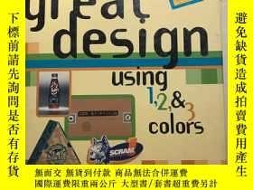 二手書博民逛書店even罕見more great design using 12