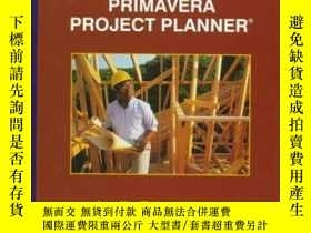 二手書博民逛書店Construction罕見Scheduling With Primavera Project Planner-與