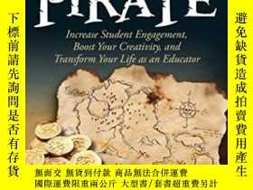 二手書博民逛書店Teach罕見Like A Pirate: Increase Student Engagement Boost Y