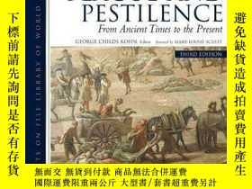 二手書博民逛書店Encyclopedia罕見of Plague and Pestilence: From Ancient Time