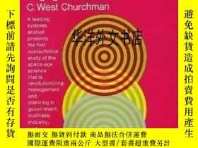 二手書博民逛書店【罕見】The Systems ApproachY226683 C. West Churchman Dell