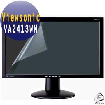 EZstick靜電式電腦LCD液晶螢幕貼-Viewsonic VA2413WM 24吋寬 專用
