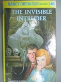 【書寶二手書T6/語言學習_GTD】The Invisible Intruder_Keene, Carolyn