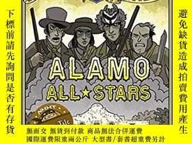 二手書博民逛書店Alamo罕見All-Stars (Nathan Hale s