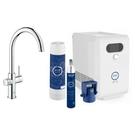【零利率】Grohe Blue Professional 純淨氣泡水機 冰水、微氣泡水、全氣泡水 - 任您選擇 德國原裝