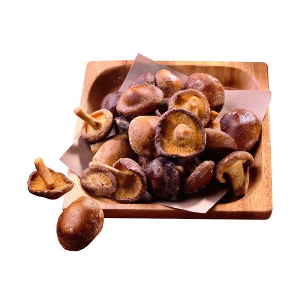 香菇脆片100G 每日優果