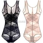無痕塑身衣連體收腹燃脂束腰塑形美體薄款束身內衣女