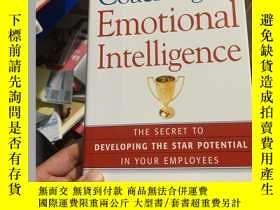二手書博民逛書店Coaching罕見for Emotional Intellig