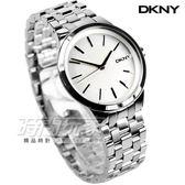 DKNY 經典紐約時尚腕錶 女錶 不銹鋼 LOGO同心圓設計錶盤 NY2381