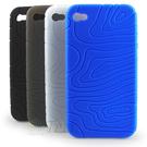 TPTT iPhone 4 地圖紋 手機保護套〈附擦拭布+保護貼〉『免運優惠』