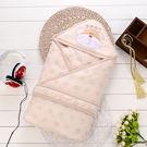 新生兒秋冬小包被純棉春秋冬季加厚抱毯嬰兒用品寶寶初生嬰兒抱被〖米娜小鋪〗