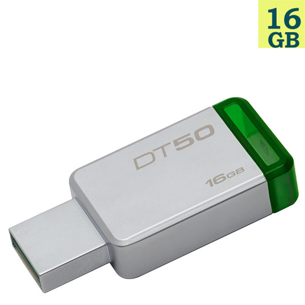 Kingston 16GB 16G【DT50】Data Traveler 50 DT50 DT50/16GB USB 3.1 金士頓 原廠保固 隨身碟