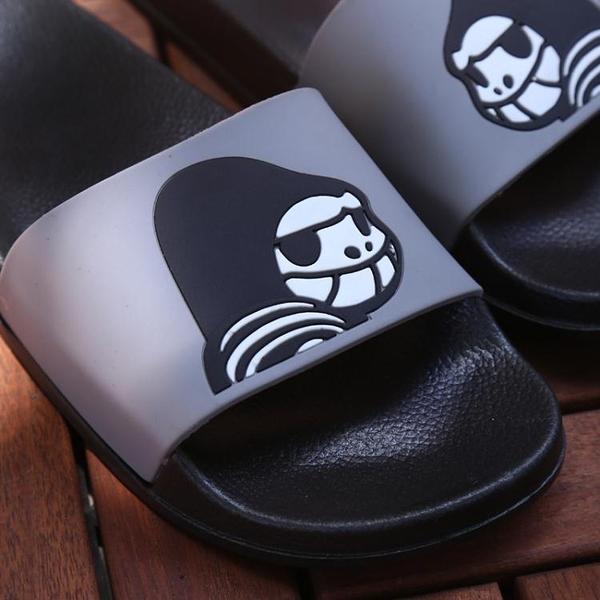 沙灘鞋 法米薩拖鞋男夏時尚外穿2019新款一字拖鞋室內室外防滑軟底涼拖鞋【【八折搶購】】