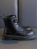 兒童靴子 兒童馬丁靴男童靴子英倫風2020秋冬新款棉鞋女童二棉短靴加絨冬季【全館活動】