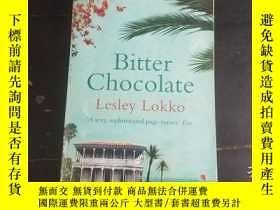 二手書博民逛書店Bitter罕見ChocolateY271632 Lesley