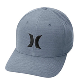 Hurley DF CUTBACK HAT 棒球帽-DRI-FIT-藍(男)