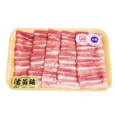 活菌豬五花火鍋肉片120g