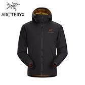 Arc'teryx 始祖鳥 Atom LT Hoody 輕量保暖化纖連帽外套 黑色 男款 #24108