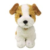 日本PUPS可愛玩偶 傑克羅素梗犬 仿真小狗 絨毛娃娃毛絨玩具狗聖誕節禮物狗雜貨生日兒童小孩送禮