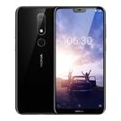 Nokia安卓拆封新品 諾基亞 6.1 plus 雙卡雙待 4G/64G 6.18吋全面屏手機 完整盒裝