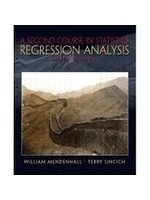 二手書博民逛書店 《A second course in business statistics : regression analysis》 R2Y ISBN:002380520X