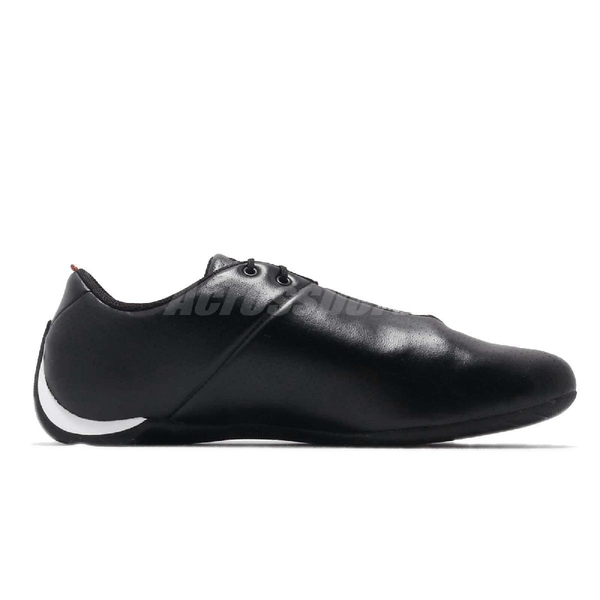 Puma 休閒鞋 SF Future Cat Ultra 黑 白 法拉利 賽車概念 運動鞋 男鞋【ACS】 30624102