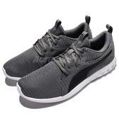 Puma 慢跑鞋 Carson 2 灰 黑 輕量 網布透氣 休閒鞋 男鞋 【PUMP306】 19003704