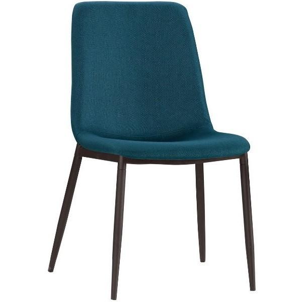 餐椅 MK-1066-16 艾諾克餐椅(布)(五金腳)【大眾家居舘】
