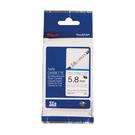 Brother HSe-211 熱縮套管標籤帶 5.8mm 白底黑字 可使用18mm以上之PT標籤機 PT-710BT不適用