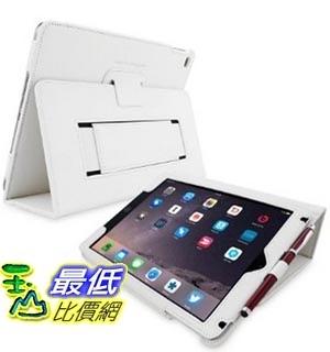 [美國直購] Snugg iPad Pro Case (9.7吋) 五色 Leather Cover with Kick Stand 立架 皮套式 保護套 平板套