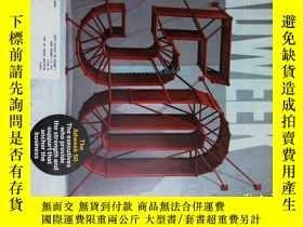 二手書博民逛書店Adweek罕見THE VOICE OF MEDIA(Magazine) 2013 11 3 廣告媒體雜誌Y1
