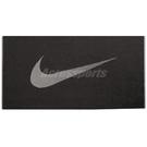 Nike 毛巾 Sport Towel Large 黑 灰 運動毛巾 純棉材質 勾勾【PUMP306】 NET1304-6LG