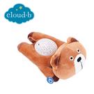 美國cloud b 聲光音樂夜燈/安撫睡眠玩具/夜燈-棕熊熊: CLB7472-BRB