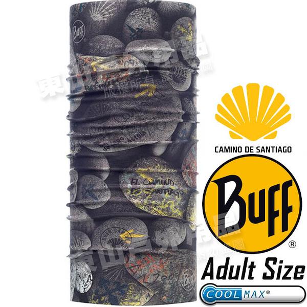 BUFF 117133.744_聖雅各授權 Adult UV Protection魔術頭巾 Coolmax防臭抗菌圍巾 東山戶外