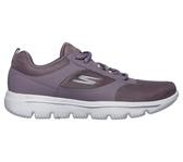 Skechers Go Walk Evolution Ultra [15734MVE] 女鞋 休閒 運動 健走 透氣 紫