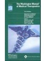 二手書《The Washington Manual of Medical Therapeutics, 31st Edition (Spiral Manual Series)》 R2Y ISBN:0781746388