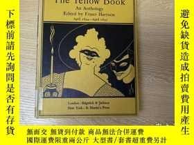 二手書博民逛書店The罕見Yellow Book:An Illustrated Quarterly 《黃書》雜誌選,比亞茲萊做過美