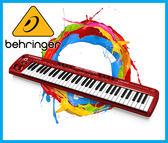 【小麥老師 樂器館】Behringer 耳朵牌 U-CONTROL UMX610 MIDI 主控鍵盤 UMX 610