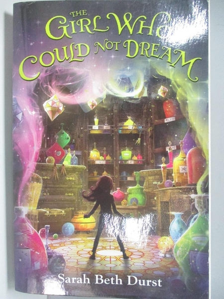 【書寶二手書T3/原文小說_AK3】The Girl Who Could Not Dream_Durst, Sarah Beth