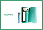 OPPO 原廠 夏日時光禮盒組 (內含原廠自拍桿+原廠保溫杯+原廠環保購物袋)