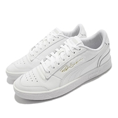 Puma 休閒鞋 Ralph Sampson Lo 小白鞋 復古 女鞋 男鞋 經典款 運動鞋【ACS】 370846-08