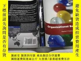 二手書博民逛書店Organizational罕見Behavior(組織行爲學)外