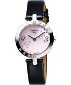 TISSOT 天梭 Flamingo 幻彩珍珠貝鑽錶 T0032096611200