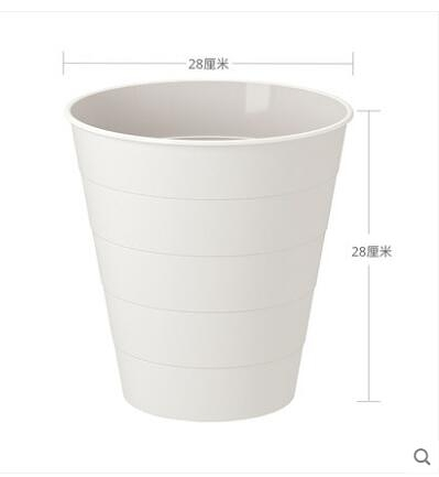 垃圾桶 IKEA宜家FNISS芬尼斯垃圾桶現代北歐簡易易擦拭【快速出貨八折搶購】