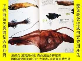 二手書博民逛書店Deep罕見Sea Fishes - Monsters of Underworld Book from Japan