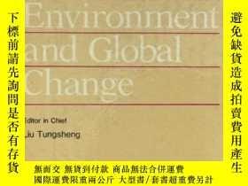 二手書博民逛書店loess罕見environment and global ch