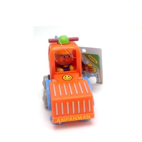 麵包超人 ANPANMAN 發條玩具車 道路清潔車 (0454) 超級BABY